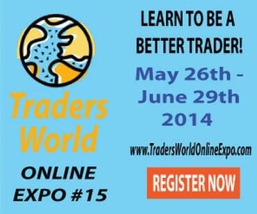 TradersWorld Online Expo 15